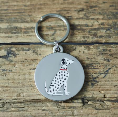 Dog Tag Dalmatiner