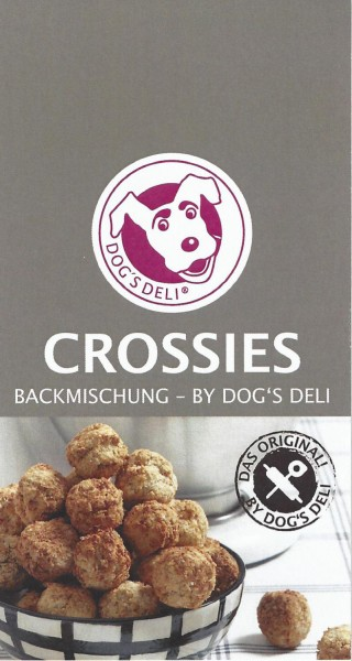 Backmischung Crossies