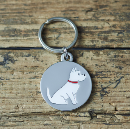 Dog Tag West Highland Terrier