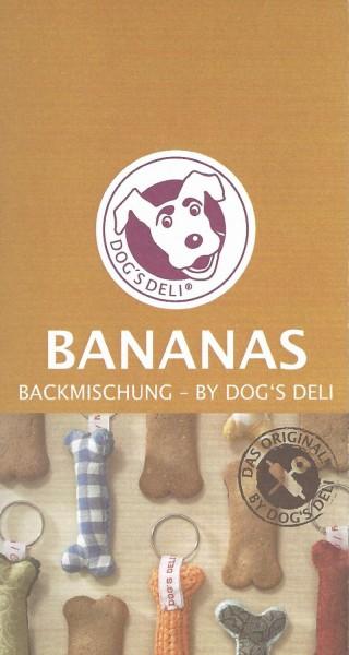 Backmischung Bananas