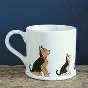 Yorkshire Terrier Tasse