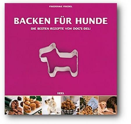 Backbuch Backen für Hunde