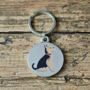 Dog Tag Yorkshire-Terrier