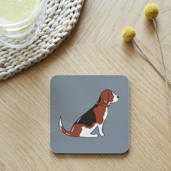 Untersetzer Beagle