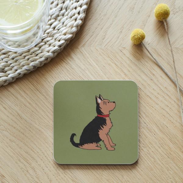Untersetzer Yorkshire Terrier